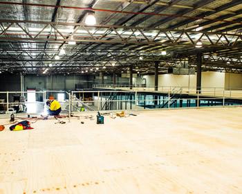mezzanine floor sydney
