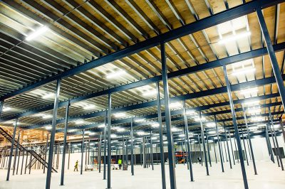 mezzanine floor quote